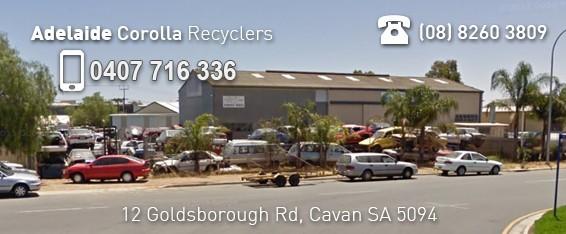 Adelaide Corolla Recyclers